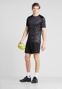 Hummel - T-Shirt print - black - 1