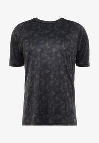 Hummel - T-Shirt print - black - 3