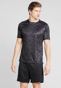 Hummel - T-Shirt print - black - 0
