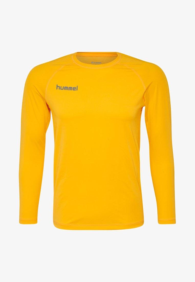 Hummel - Funktionsshirt - yellow
