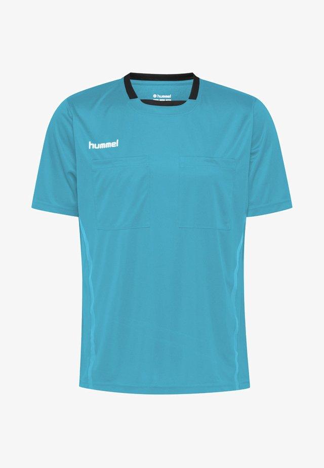 REFEREE - Sportshirt - turquoise