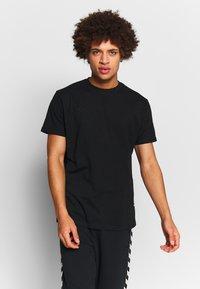 Hummel - MOVE - Camiseta estampada - black - 0