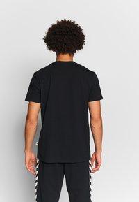 Hummel - MOVE - Camiseta estampada - black - 2