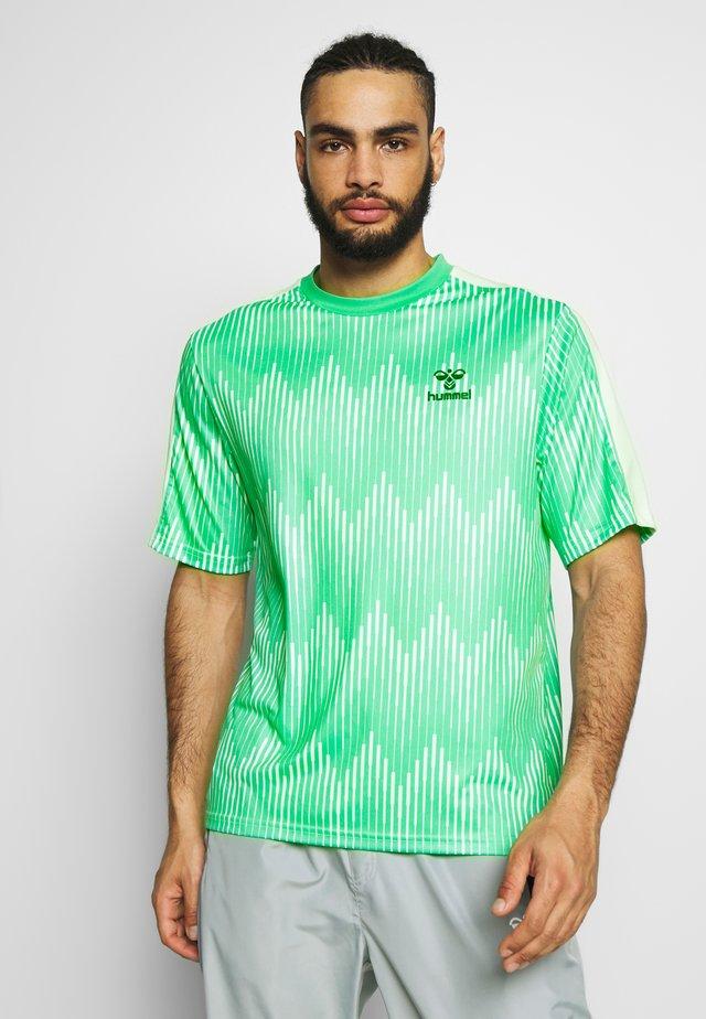 BLAZE - T-shirts print - marine green