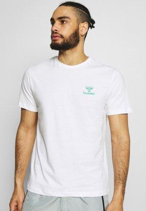BORD  - Camiseta estampada - white