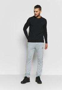Hummel - SIGGE - Long sleeved top - black - 1
