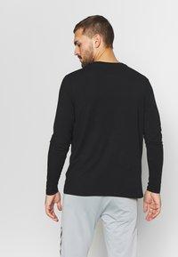 Hummel - SIGGE - Long sleeved top - black - 2