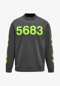 Hummel - HMLWILLY  - Sweater - neon green - 0