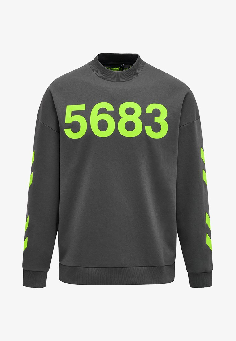 Hummel - HMLWILLY  - Sweater - neon green