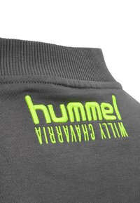 Hummel - HMLWILLY  - Sweater - neon green - 5