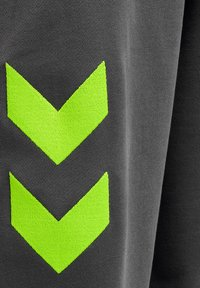 Hummel - HMLWILLY  - Sweater - neon green - 4