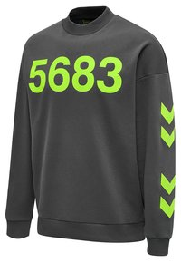 Hummel - HMLWILLY  - Sweater - neon green - 2