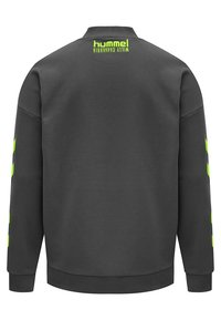 Hummel - HMLWILLY  - Sweater - neon green - 1