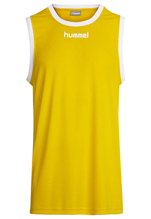 Toppe - sports yellow