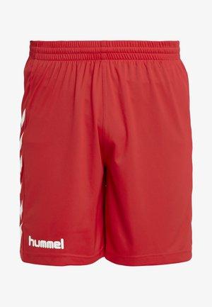CORE SHORTS - Sports shorts - true red pro
