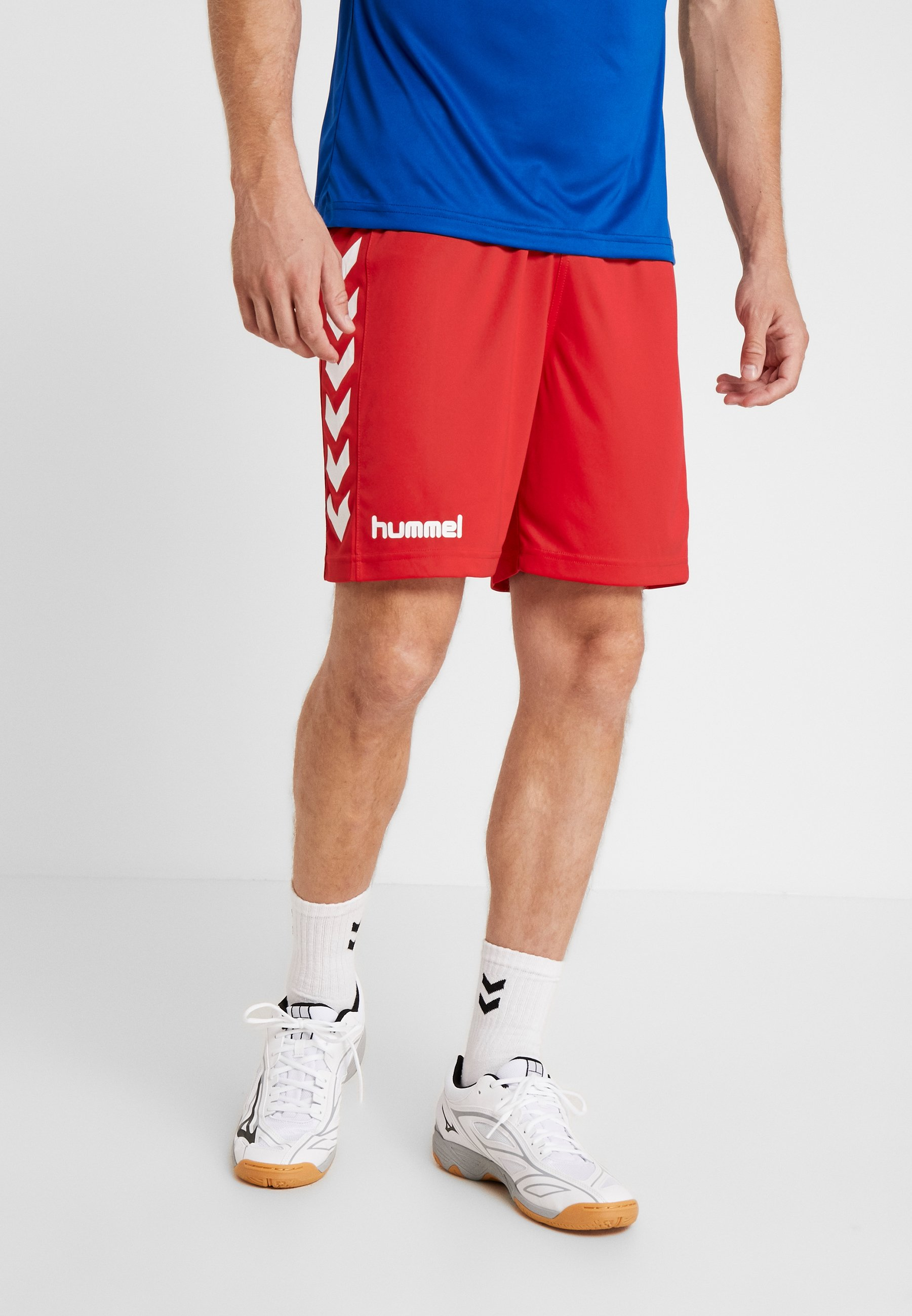 Hummel CORE SHORTS - Short de sport true red pro