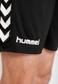 Hummel - CORE SHORTS - kurze Sporthose - black - 5