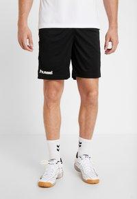 Hummel - CORE SHORTS - kurze Sporthose - black - 0
