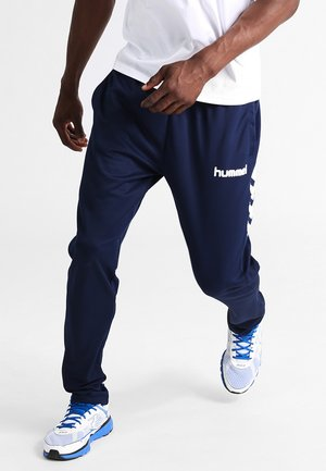 CORE - Tracksuit bottoms - marine