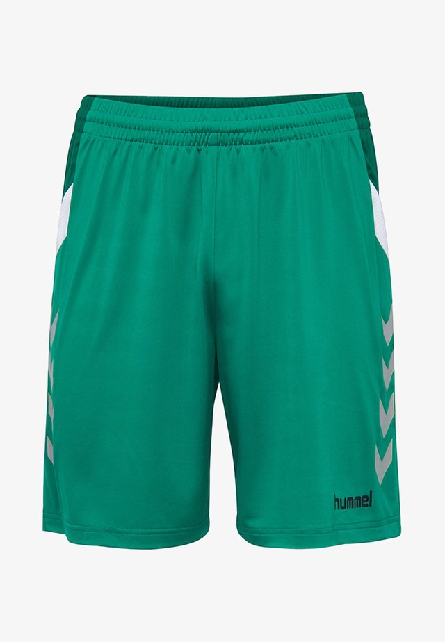 TECH MOVE - Korte sportsbukser - green