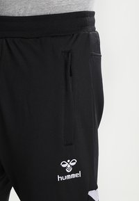 Hummel - HMLNATHAN - Pantalones deportivos - caviar - 3