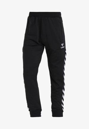 HMLNATHAN - Pantalones deportivos - caviar