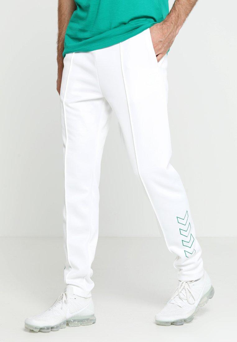 Hummel - JOSEPH PANTS - Pantalon de survêtement - white