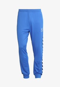 Hummel - HMLNATHAN PANTS - Joggebukse - blue - 5
