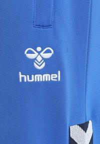 Hummel - HMLNATHAN PANTS - Joggebukse - blue - 6