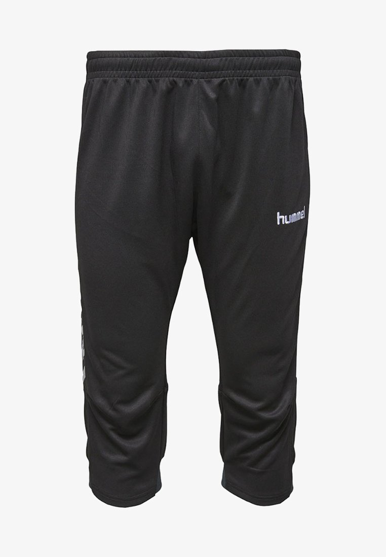 Hummel - CHARGE - 3/4 sports trousers - black