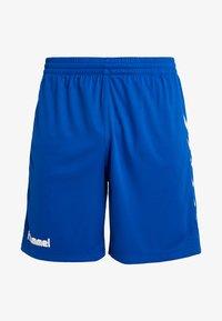 Hummel - CORE SHORTS - kurze Sporthose - true blue - 3