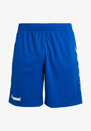 CORE SHORTS - Pantalón corto de deporte - true blue