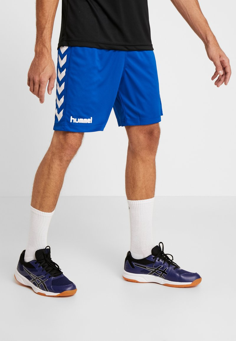 Hummel - CORE SHORTS - kurze Sporthose - true blue