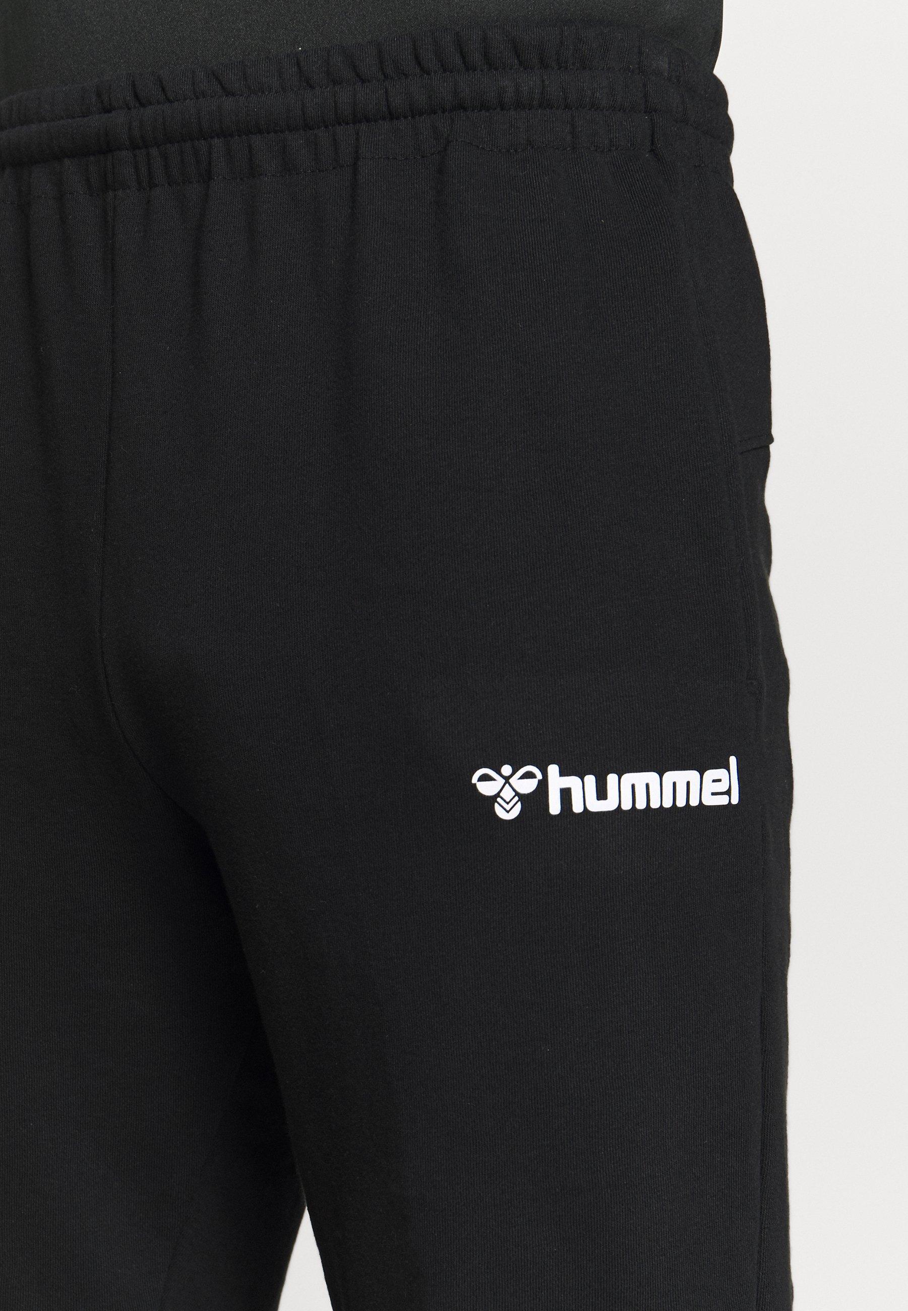 Hummel Authentic Pant - Träningsbyxor Black/white