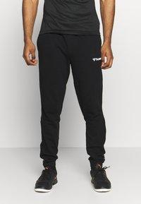 Hummel - AUTHENTIC PANT - Pantalones deportivos - black/white - 0