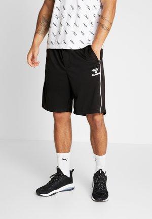HMLARNE  - kurze Sporthose - black