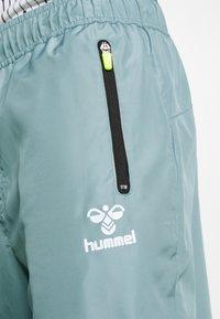 Hummel - MAGNUS PANTS - Pantaloni sportivi - quarry - 4