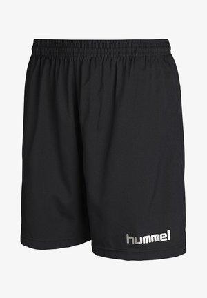 CLASSIC REFEREE SHORTS - Sports shorts - black