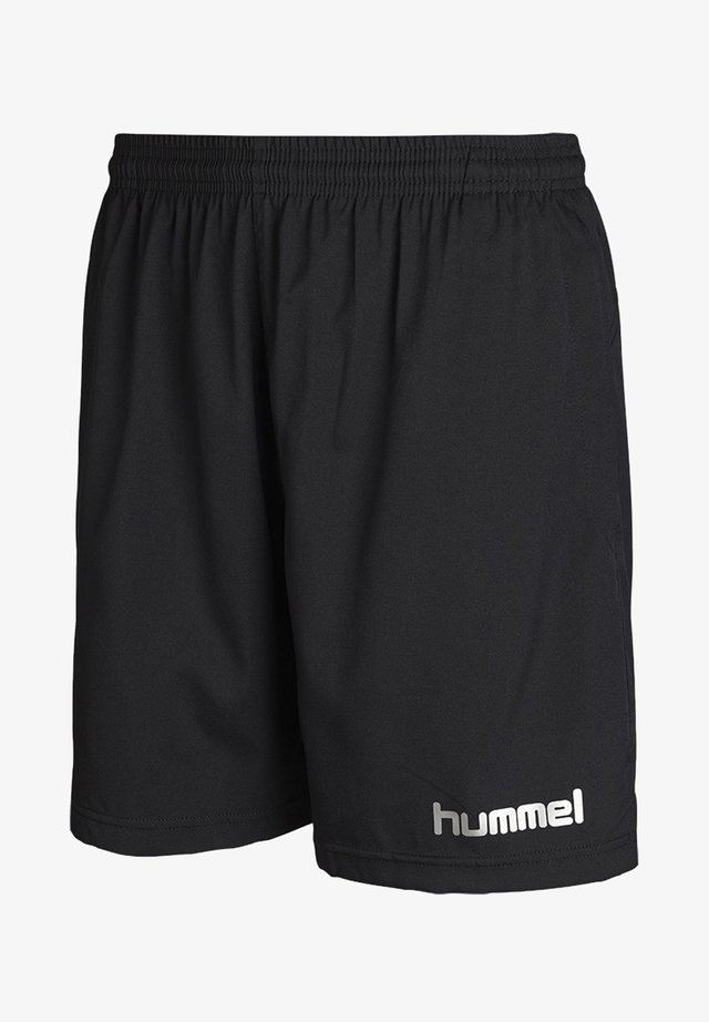 CLASSIC REFEREE SHORTS - Sports shorts - black