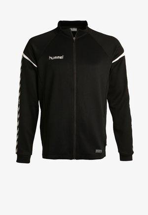 AUTH CHARGE ZIP - Sportovní bunda - black