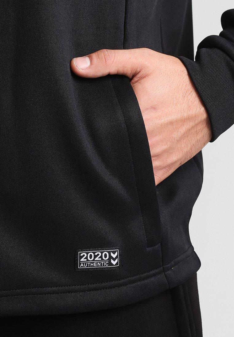 Charge De Survêtement ZipVeste Hummel Auth Black EHIW29DY