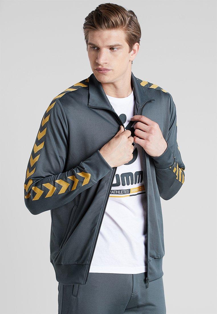 Hummel - HMLNATHAN ZIP JACKET - Training jacket - urban chic