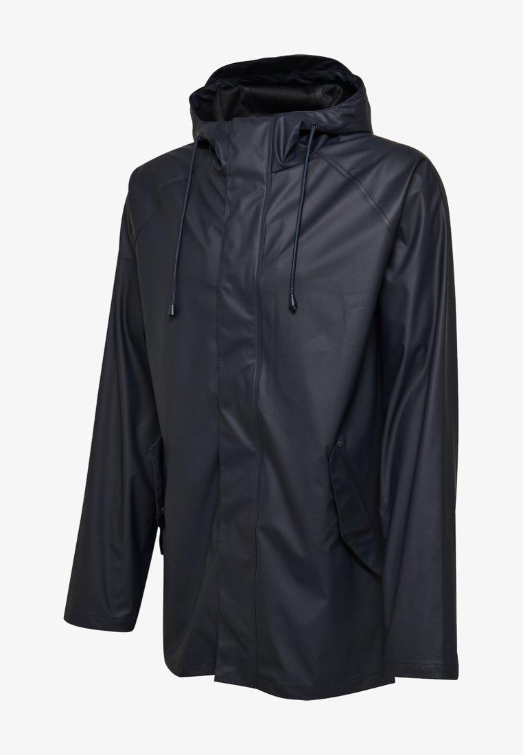 Hummel - ROONIE RAIN COAT - Waterproof jacket - dark blue