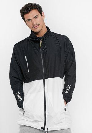 ALVIN JACKET - Veste de survêtement - black