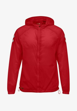 TECH MOVE - Soft shell jacket - red