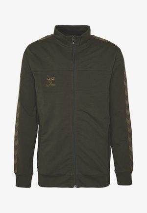 MOVE CLASSIC ZIP JACKET - Training jacket - rosin