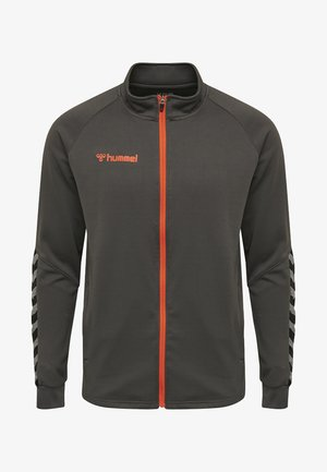 HMLAUTHENTIC - Training jacket - asphalt