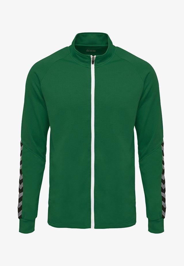 HMLAUTHENTIC - Træningsjakker - evergreen
