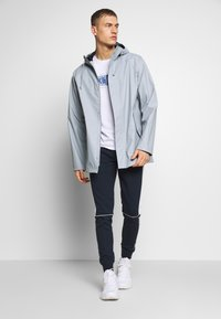 Hummel - HMLROONIE - Waterproof jacket - quarry - 1