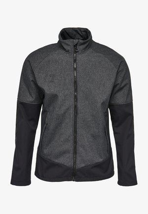 HMLASSER  - Windbreakers - black melange